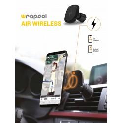Air Wireless Araç İçi Telefon Tutucu
