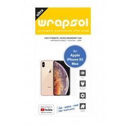 Apple iPhone XS Max Koruyucu Poliüretan Film