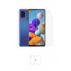 Samsung Galaxy A21S Koruyucu Poliüretan Film