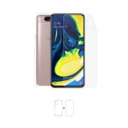 Samsung Galaxy A80 Koruyucu Poliüretan Film
