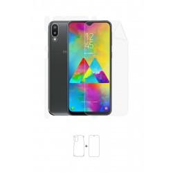 Samsung Galaxy M20 Koruyucu Poliüretan Film