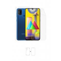 Samsung Galaxy M31 Koruyucu Poliüretan Film