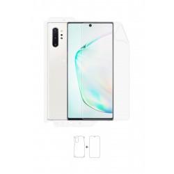 Samsung Galaxy Note 10 Plus Koruyucu Poliüretan Film