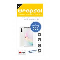 Samsung Galaxy Note 10 Koruyucu Poliüretan Film