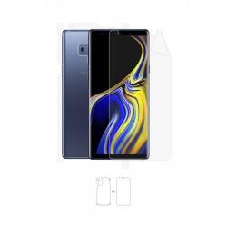 Samsung Galaxy Note 9 Koruyucu Poliüretan Film