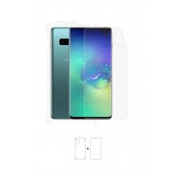 Samsung Galaxy S10 Plus Koruyucu Poliüretan Film