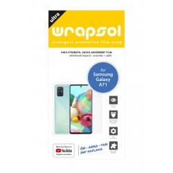 Samsung Galaxy A71 Koruyucu Poliüretan Film