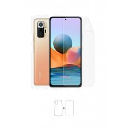 Xiaomi Redmi Note 10 Pro Koruyucu Poliüretan Film